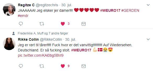 reaktioner twitter tyskland