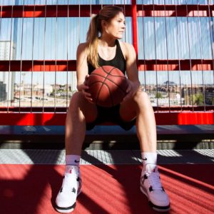 Basketballspiller Ida Tryggedsson har Girlpower