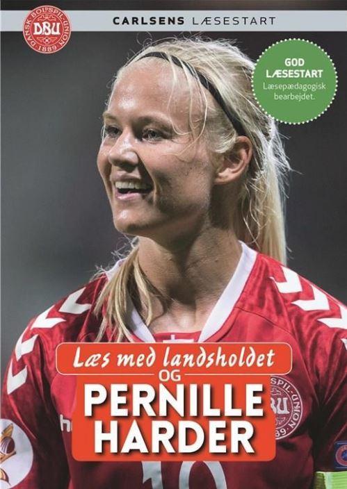 Læs med Landsholdet og Pernille Harder - bog