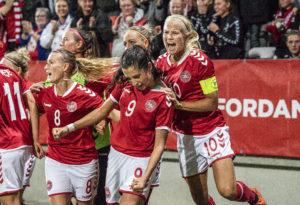 Nadim holder liv i den danske VM-drøm med scoring i overtiden
