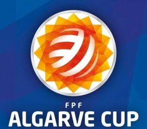 Kvindelandsholdet får hård modstand ved Algarve Cup 2019