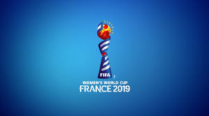 Womens world cup 2019 logo
