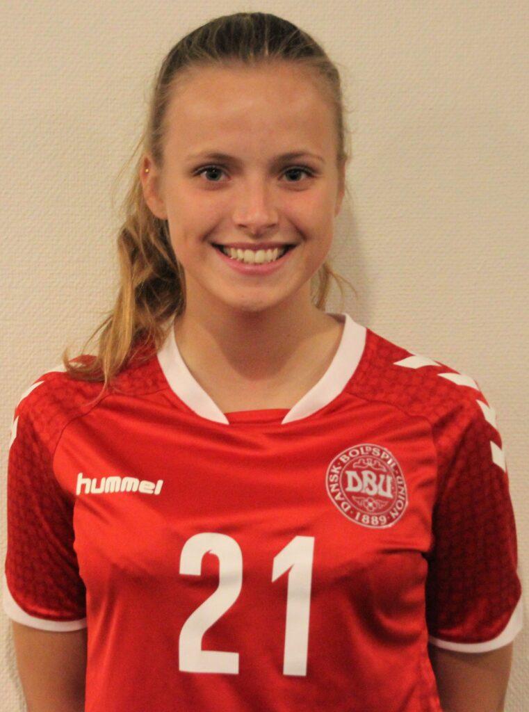Emilie Prüsse før U17-dramaet: Vi kæmper #ForDanmark