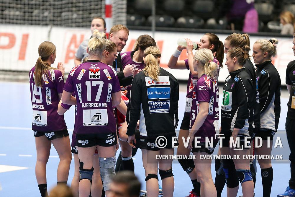 b9cc009106c Herning-Ikast Håndbold er klar til semifinalen - kvindesport.dk