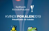Pokalfinalen mellem Brøndby og Fortuna Hjørring spilles på Brøndby Stadion