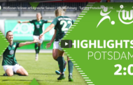 Highlights. Se Pernille Harder score sit 18. sæsonmål i Bundesligaen