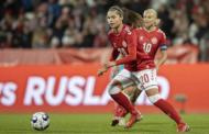 Stort Signe Bruun show, da Kvindelandsholdet fortsatte sejrsstimen i VM-kvalifikationen