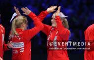 De danske håndboldkvinder spiller sig til VM med ny storsejr over Schweiz