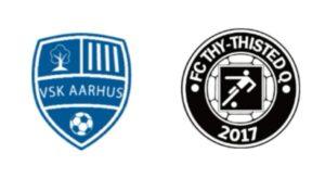 VSK Aarhus mod FC Thy - ThistedQ - kamplogo