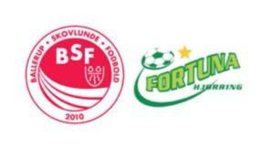 BSF mod Fortuna Hjørring - kamplogo