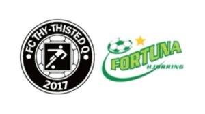 FC Thy - ThistedQ mod Fortuna Hjørring - kamplogo