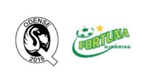 Odenseq mod Fortuna Hjørring - kamplogo