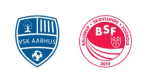 VSK Aarhus mod BSF - kamplogo