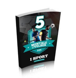 Fem mentale øvelser i sport e-bog