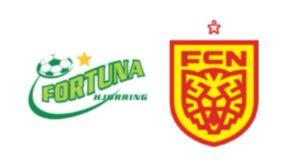 Fortuna Hjørring mod FC Nordsjælland