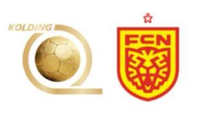 KoldingQ mod FC Nordsjælland - kamplogo