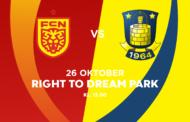 Kvindeligaen Live. FC Nordsjælland mod Brøndby. 12. runde. 0 - 1