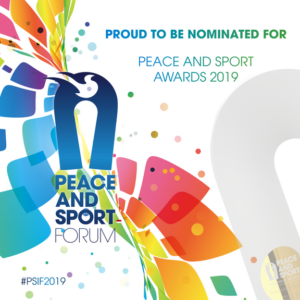 DIF peace and sport awards 2019