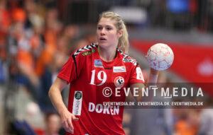 Line Jørgensen Team Esbjerg