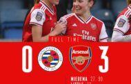 Highlights. Miedema fortsætter målstimen for Arsenal.