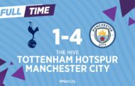 Highlights. Sikker Manchester City sejr over Tottenham
