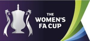 The womens FA Cup logo
