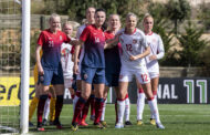 Ny sen afgørelse da Norge slog Danmark ved Algarve Cup